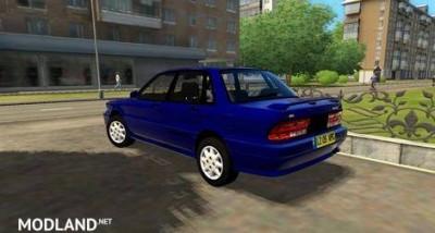 Mitsubishi Galant VR4 1992 [1.3.3], 3 photo